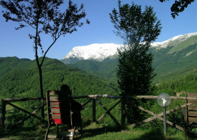 Agriturismo La Cittadella di Montemonaco sui Monti Sibillini6