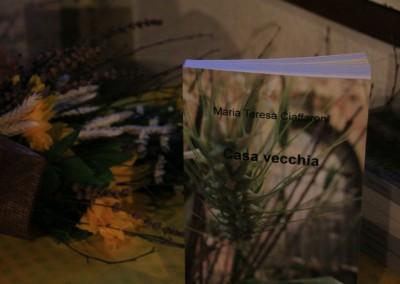 Presentazione del libro Casa Vecchia all Agriturismo La Cittadella dei Sibillini