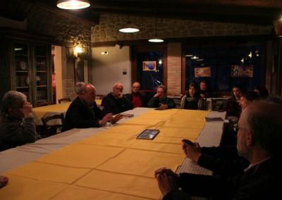 Presentazione del libro Casa Vecchia all Agriturismo La Cittadella dei Sibillini14