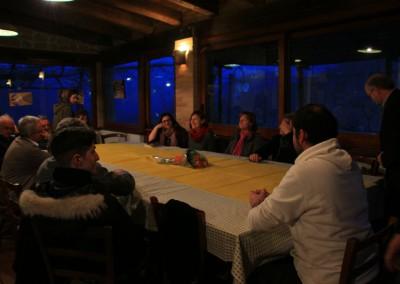 Presentazione del libro Casa Vecchia all Agriturismo La Cittadella dei Sibillini15