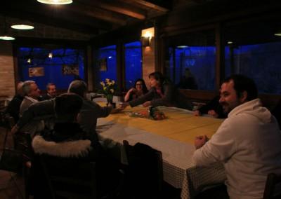 Presentazione del libro Casa Vecchia all Agriturismo La Cittadella dei Sibillini3