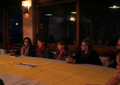 Presentazione del libro Casa Vecchia all Agriturismo La Cittadella dei Sibillini7