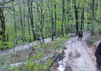 L'Infernaccio e la Primavera alla Cittadella dei Monti Sibillini58