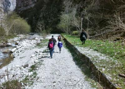 L'Infernaccio e la Primavera alla Cittadella dei Monti Sibillini61
