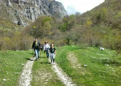 L'Infernaccio e la Primavera alla Cittadella dei Monti Sibillini62