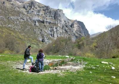 L'Infernaccio e la Primavera alla Cittadella dei Monti Sibillini63