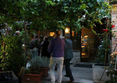 Festa di Pensionamento all Agriturismo La Cittadella4