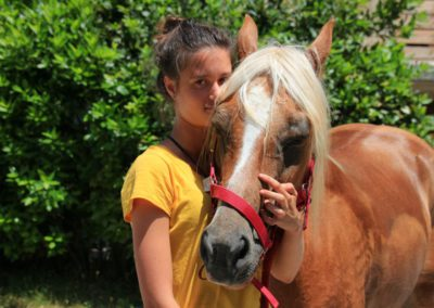 Weekend del Cavallo all Agriturismo La Cittadella di Montemonaco