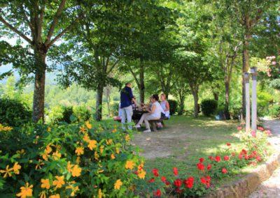 Weekend del Cavallo all Agriturismo La Cittadella di Montemonaco16