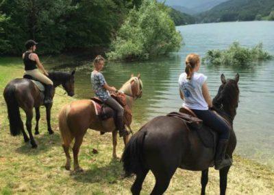 Weekend del Cavallo all Agriturismo La Cittadella di Montemonaco3