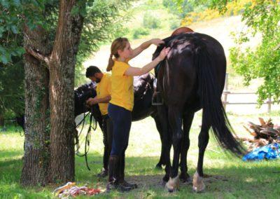 Weekend del Cavallo all Agriturismo La Cittadella di Montemonaco44