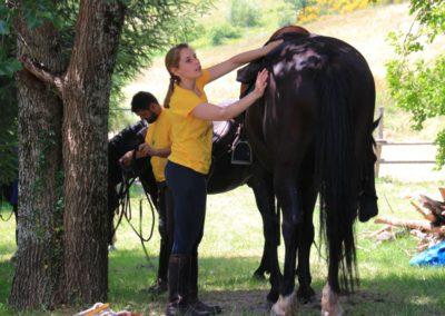 Weekend del Cavallo all Agriturismo La Cittadella di Montemonaco45