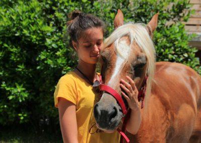 Weekend del Cavallo all Agriturismo La Cittadella di Montemonaco48