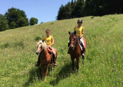 Weekend del Cavallo all Agriturismo La Cittadella di Montemonaco5