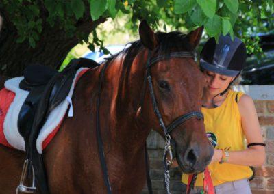 Weekend del Cavallo all Agriturismo La Cittadella di Montemonaco52
