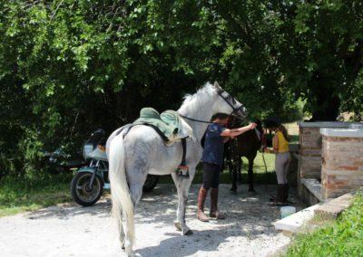 Weekend del Cavallo all Agriturismo La Cittadella di Montemonaco54