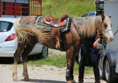 Weekend del Cavallo all Agriturismo La Cittadella di Montemonaco58