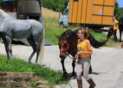 Weekend del Cavallo all Agriturismo La Cittadella di Montemonaco59
