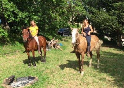 Weekend del Cavallo all Agriturismo La Cittadella di Montemonaco7