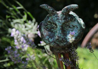 Le ceramiche di Paolo Nannini all'Agriturismo la Cittadella10
