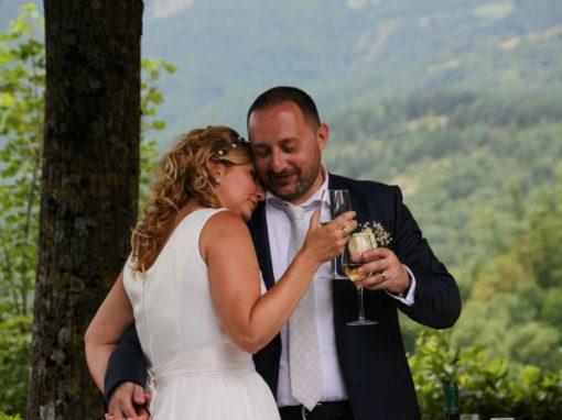 23 Luglio 2016 – Matrimonio al Centro Turistico Rurale La Cittadella