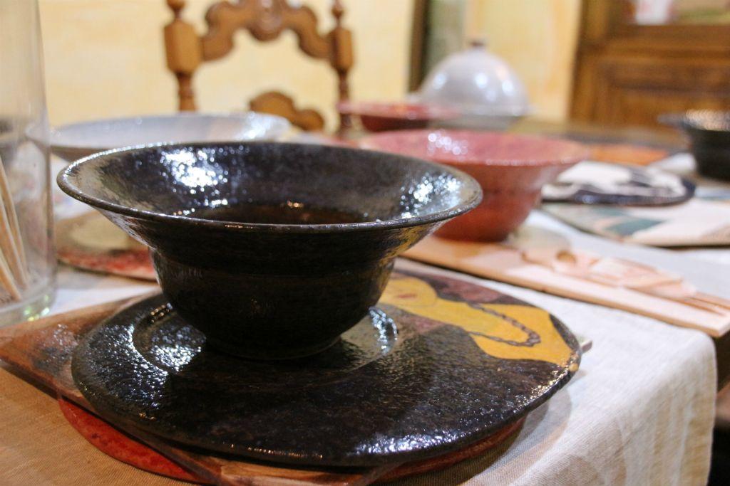 17 Luglio 2016 – Le ceramiche di Paolo Nannini al Centro Turistico Rurale La Cittadella